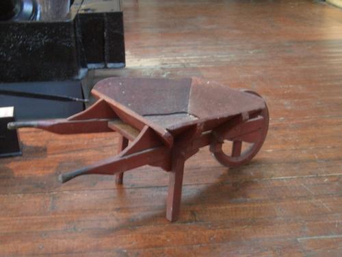 Small Wooden Wheelbarrow Uk